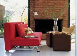 dwr sleeper sofa sliding sofa from design within reach apartment therapy