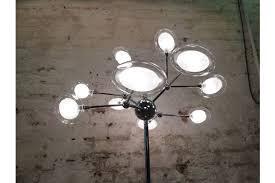 Vintage Retro Floor Lamp Sputnik Atomic Floor Lamp Globe Light Vintage Retro Mid Century