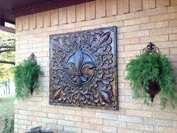 metal orb makes a striking garden feature metal wall garden