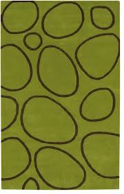 Green And Brown Area Rugs Wonderful Green And Brown Area Rug Roselawnlutheran In Rugs Modern