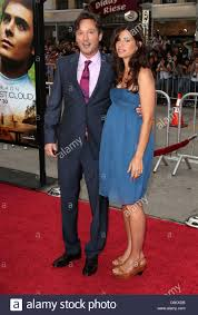 Burr Burr Carpet Director Burr Steers And His Wife U0027charlie St Cloud U0027 Los Angeles