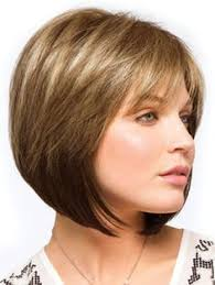 wigs medium length feathered hairstyles 2015 bob hairstyle side bang fluffy medium straight heat resistant