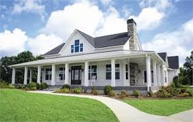 country house plans one story stunning one story house plans with porches images best