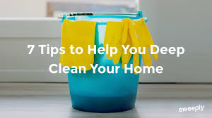 deep clean cambridge tips to help you deep clean your home