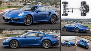 grey porsche 911 turbo porsche 911 turbo 2016 pictures information u0026 specs