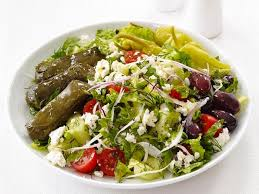 easy dinner salads food network fn dish the