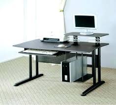 Ikea Stand Desk Standing Desk Ikea Stand Computer Table Regarding Tables Plan 1