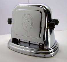 Art Deco Toaster Antique Old Bersted 2 Sided Toaster Art Deco 1940s Mcgraw Elec Co