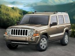commander jeep 2016 jeep commander 4x4 limited 5 7 hemi 2006 pictures information
