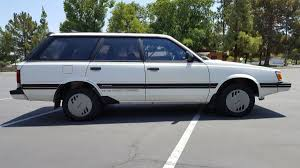 classic subaru wagon daily turismo loyale companion 1988 subaru loyale turbo 4wd wagon