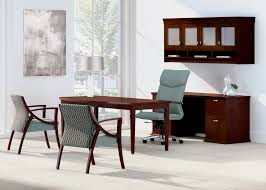 Office Table Chair by Desks Workstations National Office Furniture