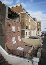 alex chinneck u0027s brilliant and ambitious intervention in the
