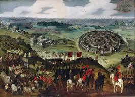 siege army siege of aachen 1614