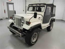jeep mitsubishi 1991 mitsubishi jeep for sale classiccars com cc 952809