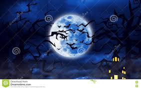 witch full moon night halloween a witch or ghost a woman with