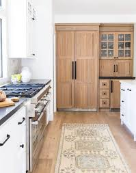 are wood kitchen cabinets in style reeded cabinetry is the next big home trend for the kitchen