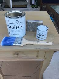 5 easy steps to chalk painting furniture diane and dean diy