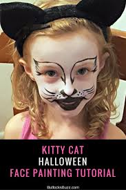 cute halloween cat makeup the 25 best cat face paintings ideas on pinterest kitty face