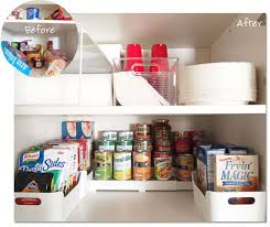 Organizing Kitchen Pantry - organizing the kitchen part two