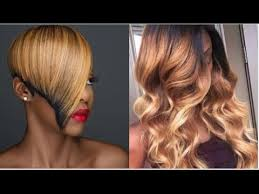 new spring hair cuts for african american women 2017 spring and summer hair color trends for black african