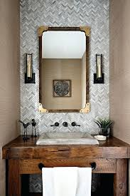 barn bathroom ideas half bathroom ideas reclaimed barn wood vanity for design sliding