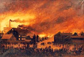 Wildfire History by The Night Portland Burned Portland Press Herald