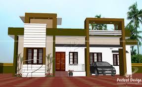 1011 sq ft modern style home u2013 kerala home design