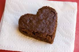 heart shaped chocolate heart shaped chocolate bran cake cookie madness