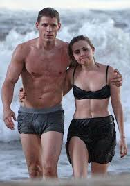 Luke Friday Night Lights Parenthood Stars Sexily Make Out In Ocean In Underwear Oh No