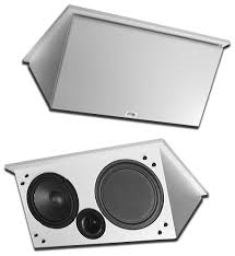 ksi csd series 4 fixed directional firing 2x2 ceiling speakers