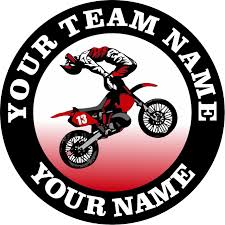 personalised motocross jersey customized motocross logo 03 customized motocross logo 01 cad