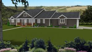 ranch style house plans with walkout basement decor remarkable ranch house plans with walkout basement for home