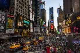 Times Square Map Times Square New York City U2013 Visitor Information