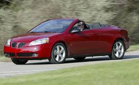 2010 pontiac g6 convertible partsopen