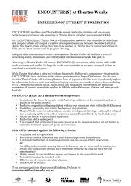 cover letter expressions cover letter example expression of interest create a cover letter