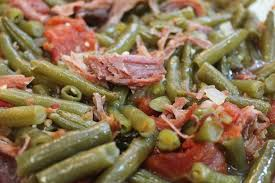 Soul Food Thanksgiving Dinner Menu Southern Green Beans With Smoked Turkey I Recipes