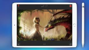 how to play home design on ipad 19 best ipad art apps for painting and sketching creative bloq