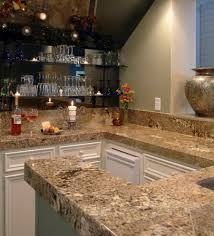 counter attack under cabinet lighting kitchen with river gold granite u2013 luxurious accent homesfeed