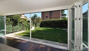 vetrata veranda vetrate libro tecnoart infissi e verande