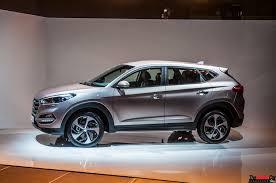 hyundai tucson second 2016 hyundai tucson finally revealed the car
