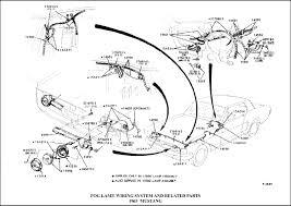 1965 mustang wiring harness mustang wiring and vacuum diagrams archives average joe