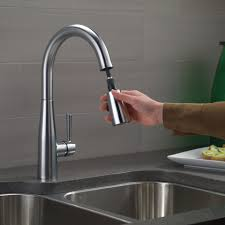 touch2o kitchen faucet 100 delta touch2o kitchen faucet delta faucet 9113t dst