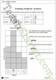 statistics worksheets year 2 teaching resource u2013 teach starter