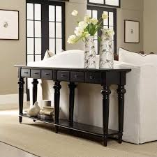 hooker furniture console table hooker furniture sutherland six drawer thin console table 5121 85001