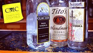Blind Russian Drink Recipe Vodka Blind Taste Battleground Titos Teton Glacier U0026 St