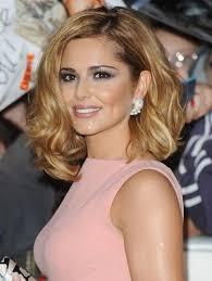 good medium length hairstyles for thick wavy hair cute women