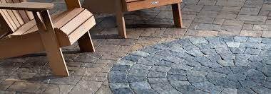 Patio Interlocking Pavers Protecting Pavers From Debris Outdoor Living By Belgard