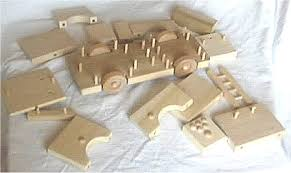 Free Woodworking Plans Toy Trucks by Handmade Wooden Fire Truck Unique Handmade Wooden Firetruck That