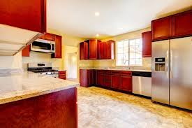 How To Wash Cabinets How To Clean Cherry Kitchen Cabinets Ebay
