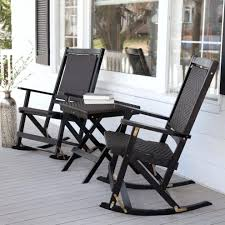 front porch outdoor furniture chairs for rocking to enjoy a sunset
